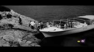 Daevid Allen & Robert Wyatt in the Film 'Playa de Formentor' (1964)