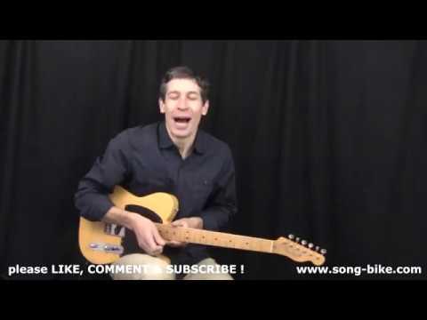 """""""Baker Street"""" by Gerry Rafferty : 365 Riffs For Beginning Guitar !!"""