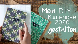 MEIN Kalender 2020 - DIY Kalender kreativgefühl