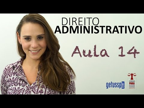 Aula 14 - Administração Pública Indireta - Parte 2 - DADM de YouTube · Duração:  13 minutos 9 segundos