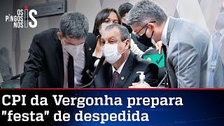CPI critica decisão de Queiroga sobre vacinação de jovens