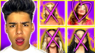 Dating 6 GIRLS to find my GIRLFRIEND | Date Drop w/ Andrew Davila