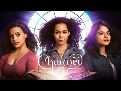Charmed The CW  HD  2018 Reboot