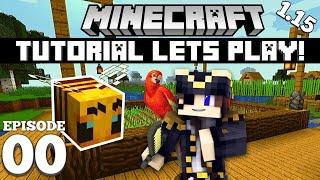 Minecraft 1.15 Let's Play: DIAMONDS + EMERALDS!