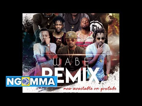 Gabu n Frasha ft JoeMakini,Ycee,Kristoff,Shetta n Boneye Punit - Wabe Remix (Audio Video)
