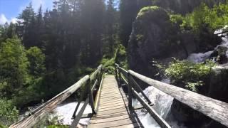 Tour du Mont Blanc Trekking, Fenêtre d'Arpette