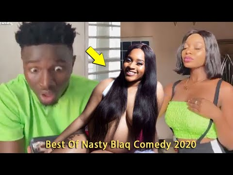 Download Best Of NastyBlaq COMEDY COMPILATIONS PART 4 - Try Not To Laugh Challenge