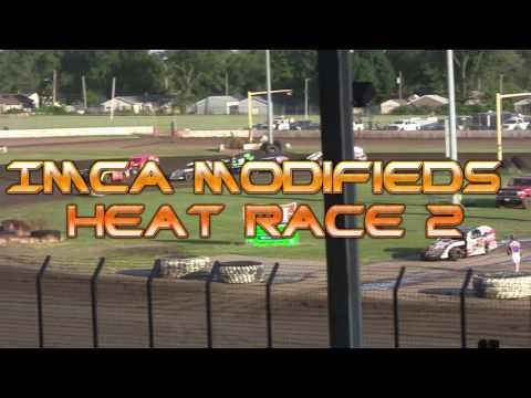 Davenport Speedway June 24th 2016 Full night