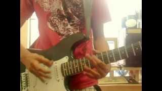 Kamikazee - Seksi! Seksi! (Guitar Cover)