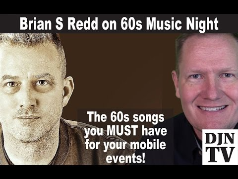 DJ Songs You Must Have From The 60s | With Brian S Redd | #DJNTV