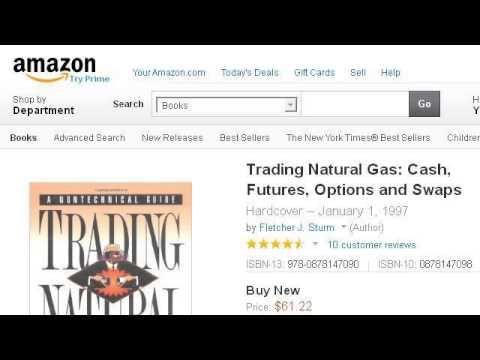 Natural Gas Trading Strategies