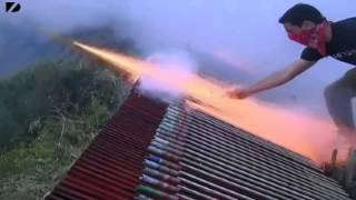 Repeat youtube video Firework War!