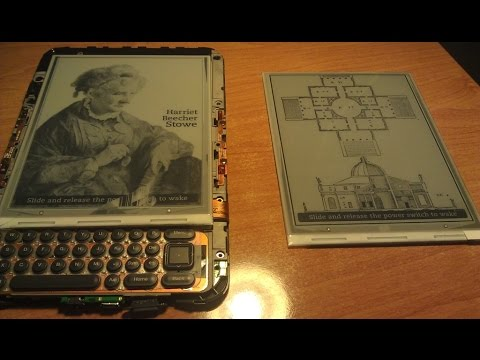 Kindle 3 Repair and Teardown