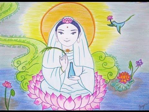 Niệm Phật Và Bái Lạy Bồ Tát Quán Âm Được Vãng Sanh