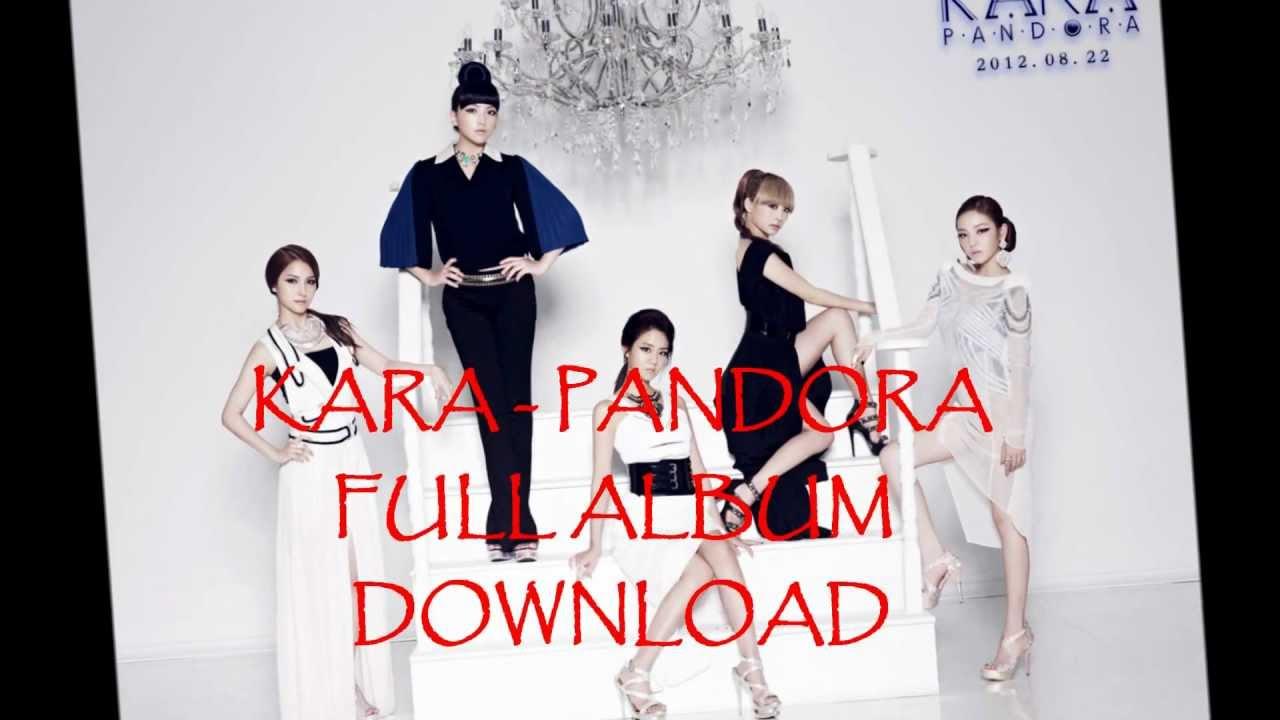Download kara pandora [5th mini album].