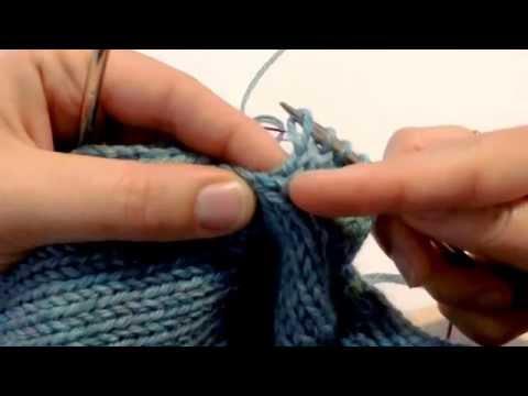 Knit a Thumb with No Gaps