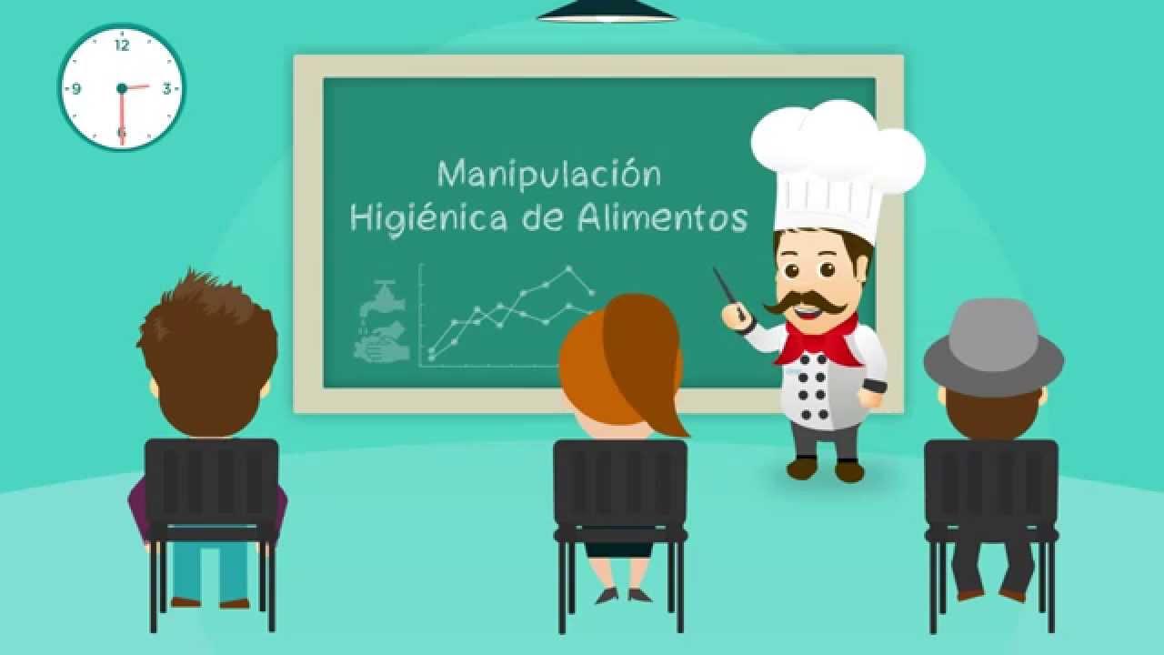 Curso de manipulaci n de alimentos youtube Buenas practicas de manipulacion de alimentos