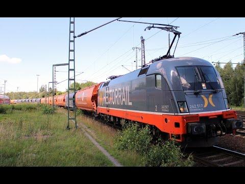 Bahnverkehr in Ehlershausen und Lehrte - 71