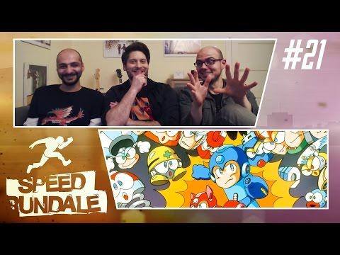 Zocktoberfest: Mega Man III mit Simon, Sia und Gregor | Speedrundale | 07.11.2015