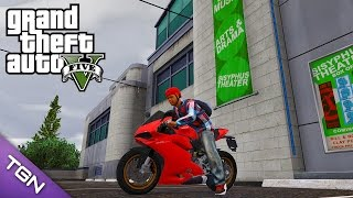 GTA V - Ducati 1299 Panigale S by Jridah (Download)