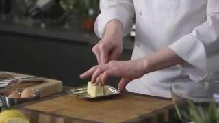 Рецепт шоколадного торта капрезе в мультишефе BORK U800 от Мауро Панебьянко