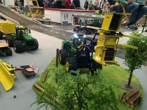 RC Harvester