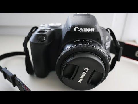 Разочарован ли я покупкой Canon 200D KIT 18 55 IS STM
