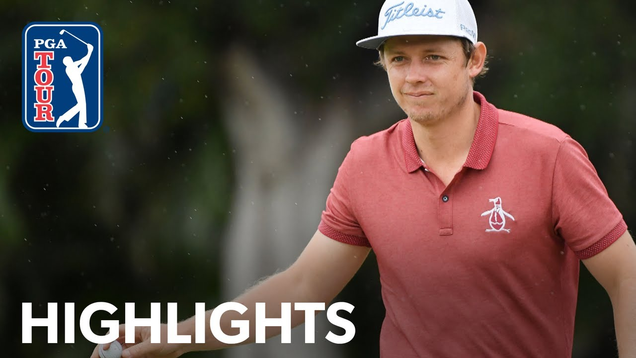 Cameron Smith's winning highlights from the Sony Open 2020