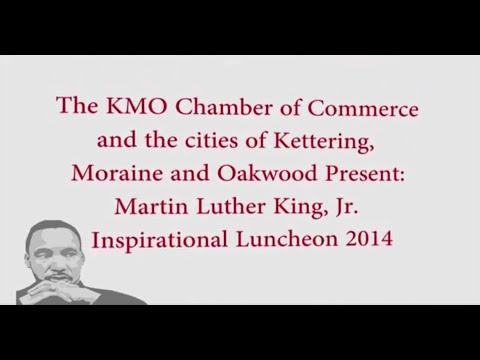 2014 Kettering Moraine Oakwood Martin Luther King, Jr. lunch