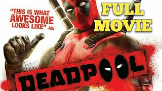 Deadpool Movie or ALL Game Cutscenes,Justice Has A New Face,Epic Action