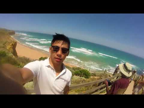 The time of my life in MELBOURNE AUSTRALIA | Travel Video | GoPro HERO 4 Silver [1080p]