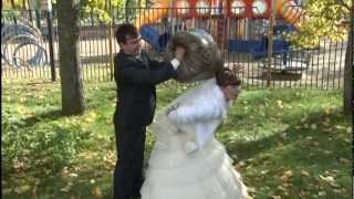 Свадебные Приколы в конце фильма