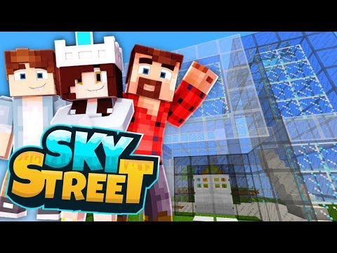 I BUILT HIS DREAM HOME | Sky Street #9