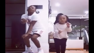 You Won't Believe How Lebron James Kids Hit The Woah
