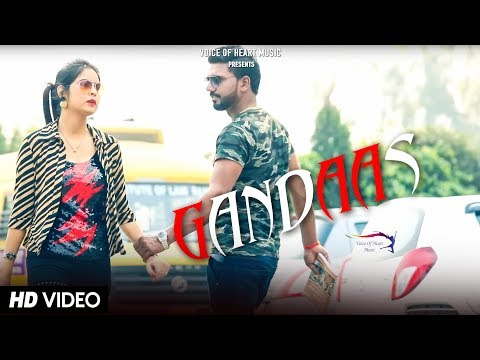 Gandaas | Sunil Majriya, Anshu Rana | Latest Haryanvi Songs Haryanavi 2017 | VOHM