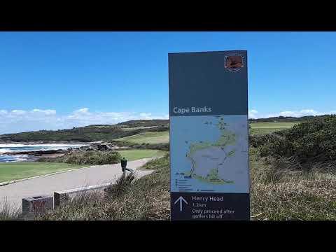 Botany Bay National Park to Henry Head