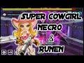 COWGIRL LOREN #1 NECRO / RUNEN/  Review!!!! || Summoners War [Deutsch/German]