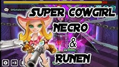 COWGIRL LOREN #1 NECRO / RUNEN/  Review!!!! || Summoners War [Deutsch/German]