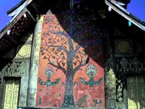 Wat Xieng Thong, Luang Prabang Laos