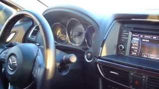 Mazda 6 new 2014 2.5 Skyactive - Реальный тест-драйв (б/у) \ Realniy Test Drive Мазда...