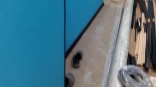 Укладка плитки по диагонали , как быстро сделать сложную работу