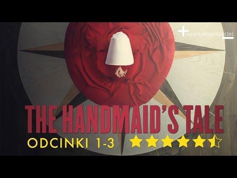 The Handmaid's Tale: przerażający, mocny, ŚWIETNY! | OCENIAMY BEZ SPOILERÓW