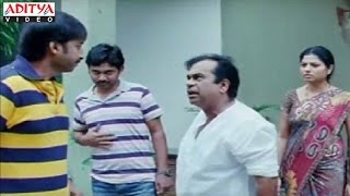 Gopichand And Brahmanandam Comedy Scene In Janbaaz Ki Jung Hindi Movie