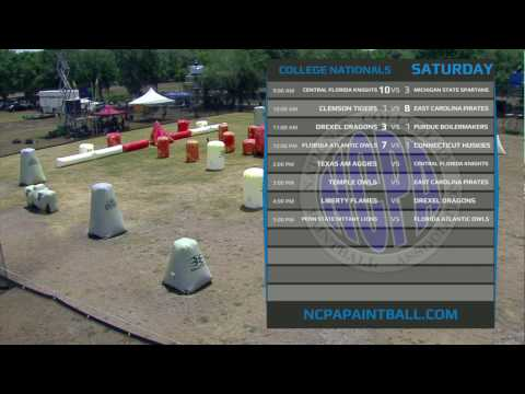 NCPA 2017 National Championships  - Saturday Afternoon Games