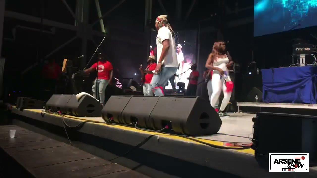 Download 🔥 WID Te Bien Pase Nan Festival La 🎤| Atis La Pwouve Talan l Nan Caribbean Culture Fest