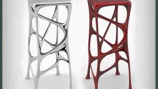 Metal Bar Stools - Pic Gallery
