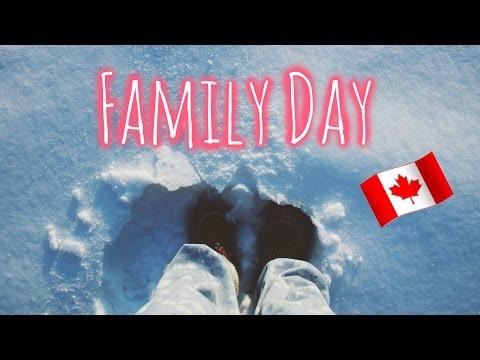 Family Day 2017 // Canada 150 🇨🇦
