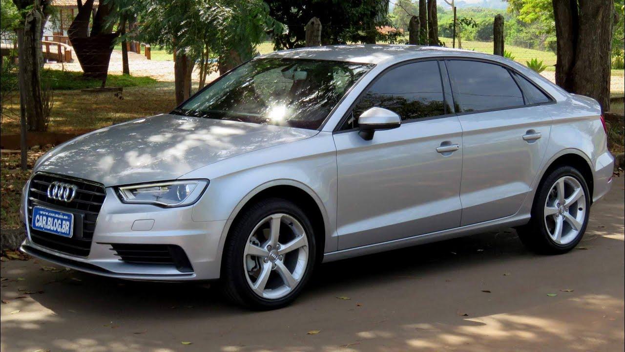 audi a3 sedan 2016 1.4 flex automático: teste, consumo, detalhes