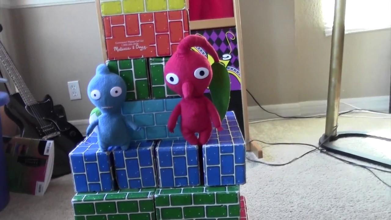 Purple Pikmin S Destructive Behavior Youtube