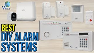 9 Best DIY Alarm Systems 2017